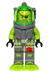 diver lego atlantis minifigure collectible approximately