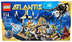 lego atlantis series gateway squid traps