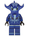 manta warrior lego atlantis minifigure loose