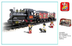 sluban railway station atlantis pieces lego
