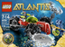 lego atlantis seabed scavenger coral-covered rock