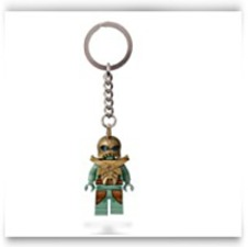 Atlantis Portal Emperor Key Chain