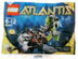 lego atlantis mini polybag building pieces