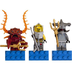 lego crab warrior hammer head guardian