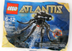 lego atlantis mini figure octopus bagged