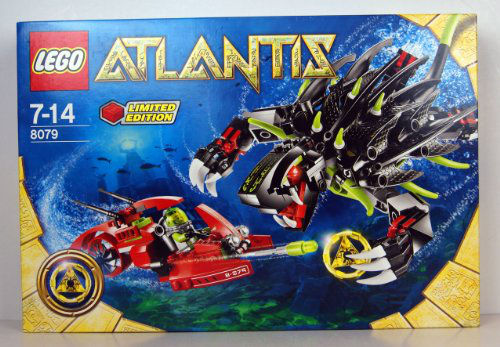 Atlantis Shadow Snapper 8079